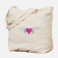 My Sweet Angel Arely Tote Bag