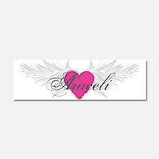 My Sweet Angel Araceli Car Magnet 10 x 3