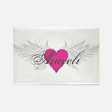 My Sweet Angel Araceli Rectangle Magnet