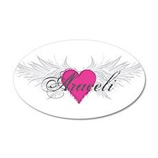 My Sweet Angel Araceli Wall Decal
