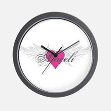 My Sweet Angel Araceli Wall Clock