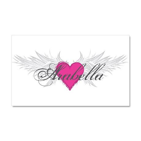 My Sweet Angel Arabella Car Magnet 20 x 12