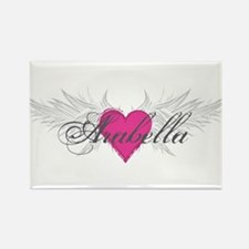 My Sweet Angel Arabella Rectangle Magnet