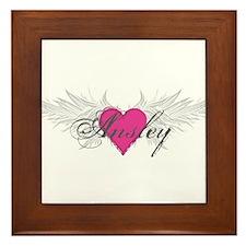 My Sweet Angel Ansley Framed Tile