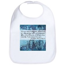 Pride and Prejudice Quote Bib