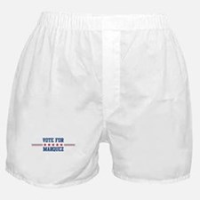 Vote for MARQUEZ Boxer Shorts