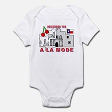 A LA MODE Infant Bodysuit