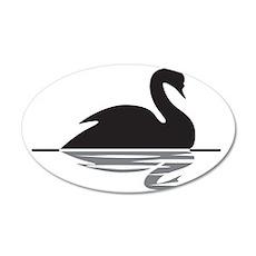 Black Swan Wall Decal