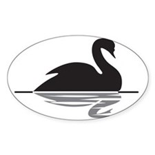 Black Swan Decal