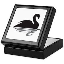 Black Swan Keepsake Box