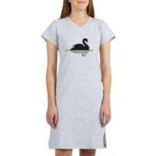 Black Swan Women's Nightshirt