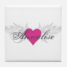 My Sweet Angel Annalise Tile Coaster