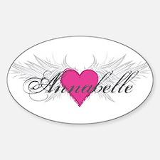 My Sweet Angel Annabelle Decal
