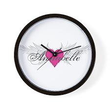 My Sweet Angel Annabelle Wall Clock