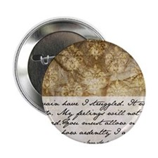 "Pride and Prejudice Quote 2.25"" Button"