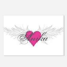 My Sweet Angel Anika Postcards (Package of 8)