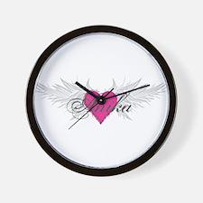 My Sweet Angel Anika Wall Clock