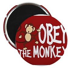 """Unique Monkey 2.25"""" Magnet (10 pack)"""