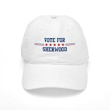Vote for SHERWOOD Baseball Cap