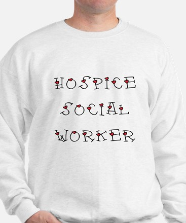 Hospice SW Hearts Sweater