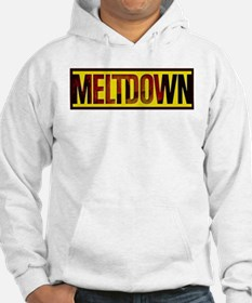The Official MELTDOWN logo Hoodie