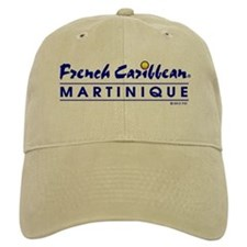 Martinique Baseball Cap / 2 Colors!