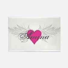 My Sweet Angel Amina Rectangle Magnet