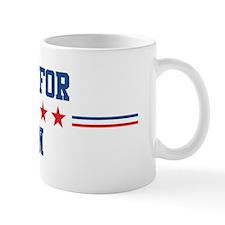 Vote for JAN Small Mug