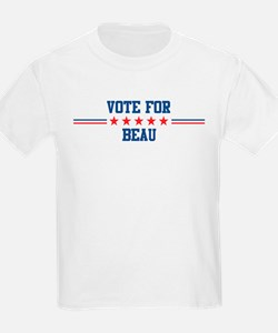 Vote for BEAU Kids T-Shirt