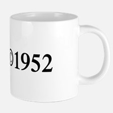Copyright 1952-Tim black Mugs