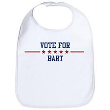 Vote for BART Bib