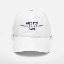 Vote for BART Baseball Baseball Cap