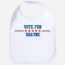 Vote for SHAYNE Bib