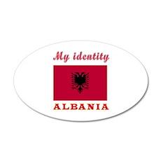 My Identity Albania Wall Decal