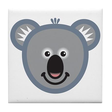 Cute Koala: Tile Coaster