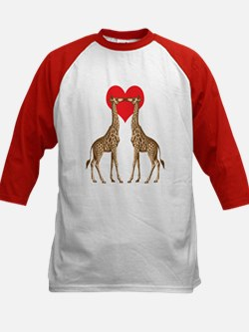 Giraffe Love Tee
