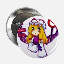 "Little Yukarin 2.25"" Button"