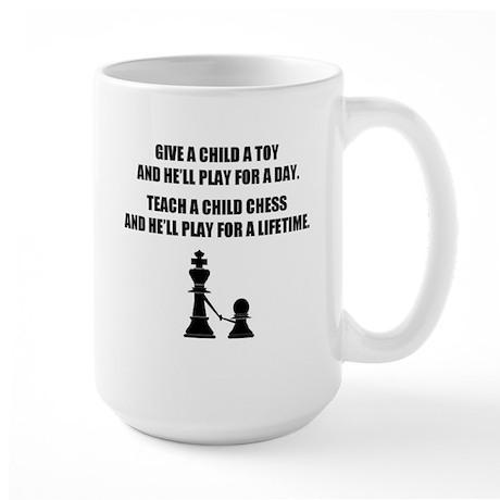 teach a child shirt Mugs