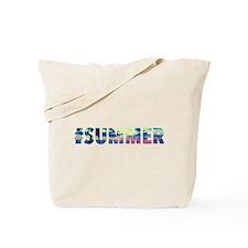 #Summer Tote Bag