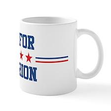 Vote for JAMARION Small Small Mug