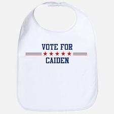 Vote for CAIDEN Bib