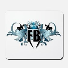 Frost Blizzard/Brothers Logo Mousepad
