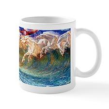HORSES OF NEPTUNE Small Mug