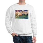 HORSES OF NEPTUNE Sweatshirt