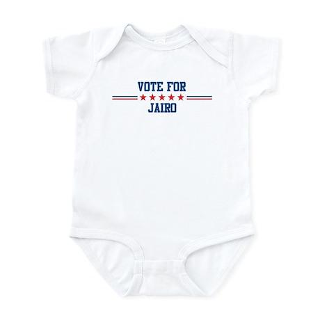 Vote for JAIRO Infant Bodysuit
