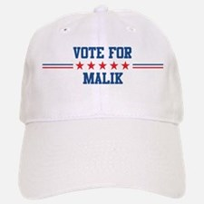 Vote for MALIK Baseball Baseball Cap
