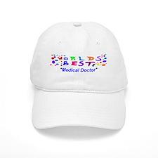 Worlds Best Medical Doctor Baseball Cap