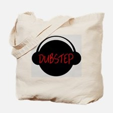 Dubstep Head Tote Bag