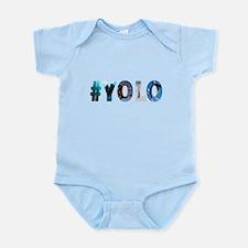 #YOLO Infant Bodysuit