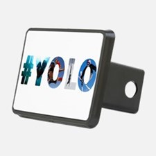 #YOLO Hitch Cover